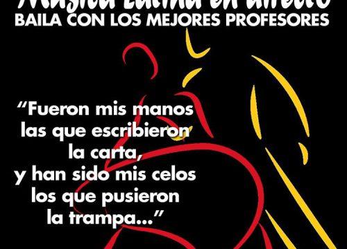 Esta noche, no te lo puedes perder! Música Latina en directo