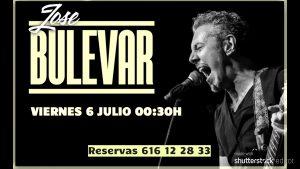 José Bulevar en Directo – 6 de Julio 00:30h
