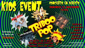 Kids Concert – Domingo 25 de Noviembre