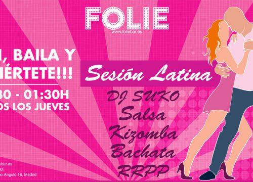 VEN, BAILA Y DIVIÉRTETE!!!: DJ SUKO, Salsa, Kizomba, Bachata, RRPP...